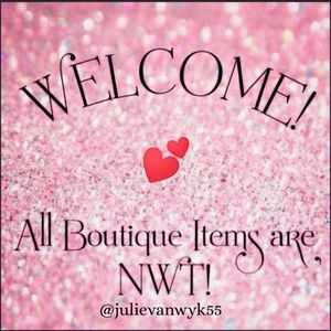 Welcome to my boutique!